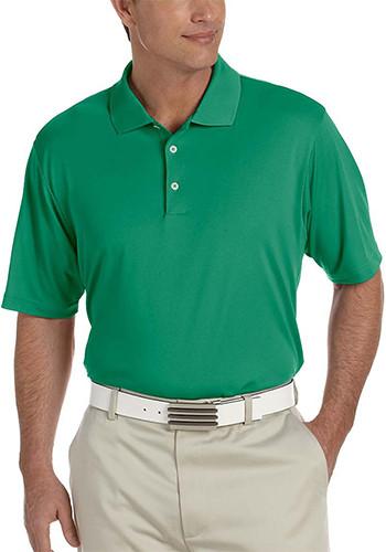 Adidas Golf Mens Climalite Short Sleeve Pique Polos | AOA121
