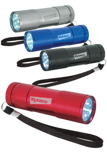 Aluminum Flashlights | X10384