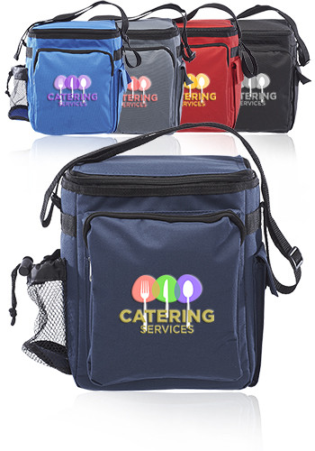 Custom Amalfi Traveler Insulated Lunch Bags