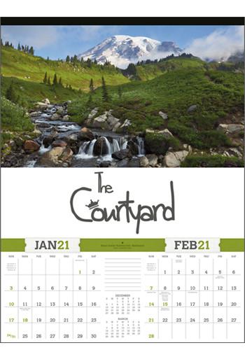 American Splendor Triumph Calendars | X11510