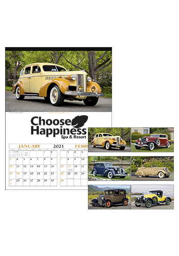 Antique Cars Wall Calendars | X11496