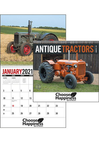 Antique Tractors Calendars | X11339
