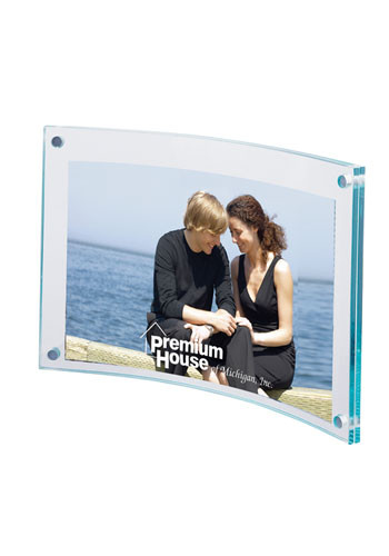 Curved Acrylic Picture Frames | INGFARC1