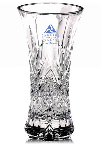 Promotional Aria Crystal Vases