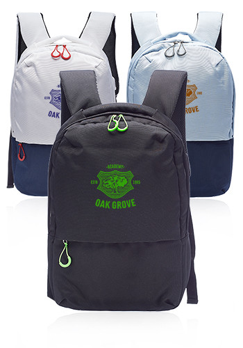 Wholesale Athens Backpacks with USB Cable