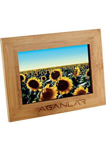 Bamboo Photo Frames | LE300232