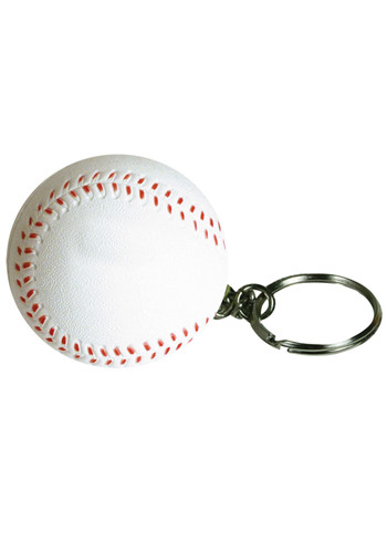 Baseball Stress Ball Keyrings | AL26529
