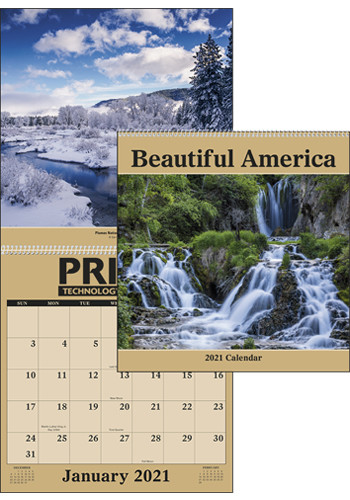 Beautiful America Triumph Calendars | X11467