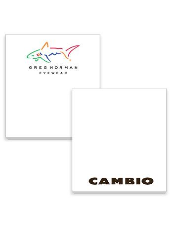 50 Sheet BIC Adhesive Notepads | BGP2M3A50
