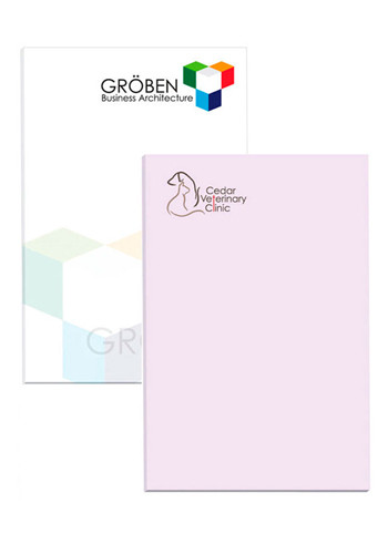 ECO BIC Adhesive Notepads 100 Sheets | BGP2A3A100ECO