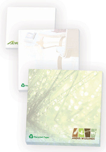 ECO 50 Sheet BIC Adhesive Notepads | BGP3A3A50ECO