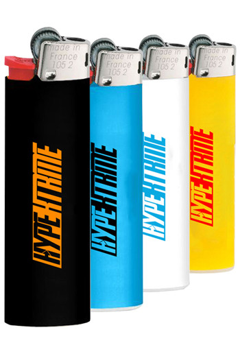 BIC J23 Slim Lighters | BGJ23