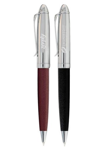 BIC Leather Ballpoint Pens