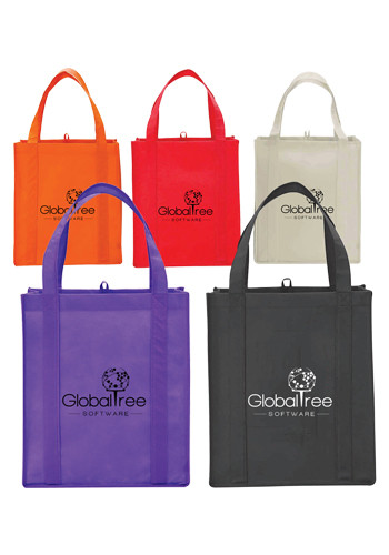 Big Grocery Non-Woven Tote Bags | LE215038