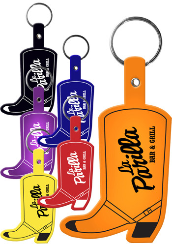 Boot Shaped Keychains | EM517