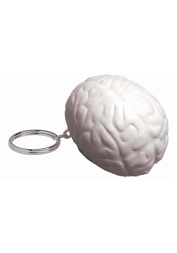 Brain Stress Ball Keyrings | AL26262