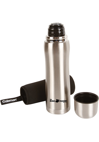 34 oz. Coleman Stainless Vacuum Bottles | CR34COLSS
