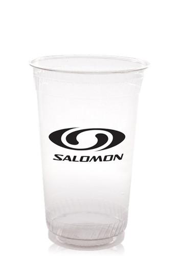 Customized 20 Oz Clear Plastic Cups Tstn20os Discountmugs