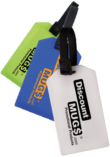Business Card Luggage Tags | CRBUSCLGTG