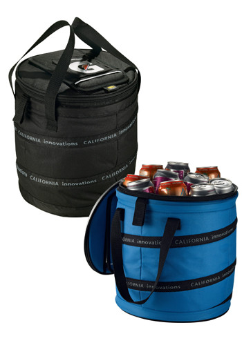 California Innovations 24-Can Barrel Coolers | LE385010