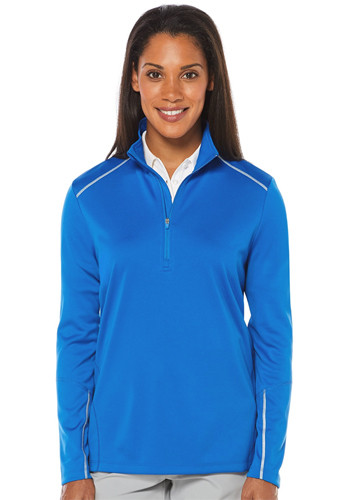 Callaway Ladies' Water Repellent Quarter Zip  | CGW545