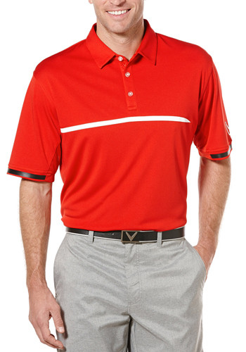 #CGM406 Callaway Customized Signature Performance Polos