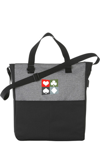 Cameron Convention Totes with USB Port | LE215031
