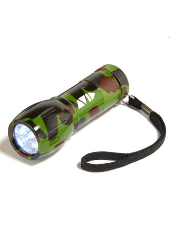 Camouflage Flashlights | INL100CM