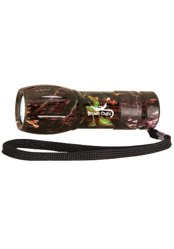 Camouflage Mini Aluminum LED Flashlights | X10404