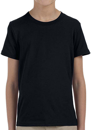 Bella Canvas Youth Short-Sleeve T-Shirts | 3001Y