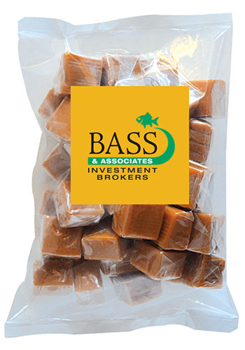 Caramels in Large Label Pack | MGBL4CML