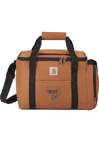 Promotional Carhartt Signature 40 Can Duffel Coolers