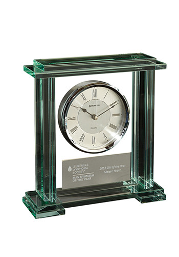 Caspian Glass Clocks | MG6083
