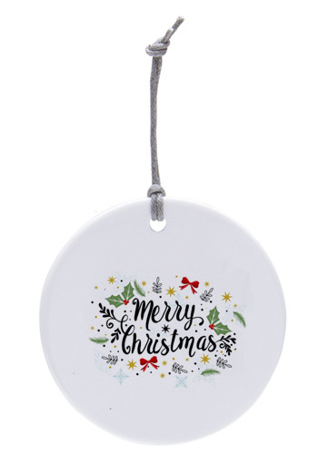 Promotional Ceramic Ornaments