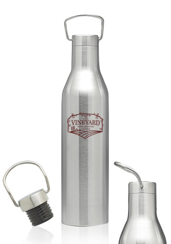 Wine Shaped Waterbottle