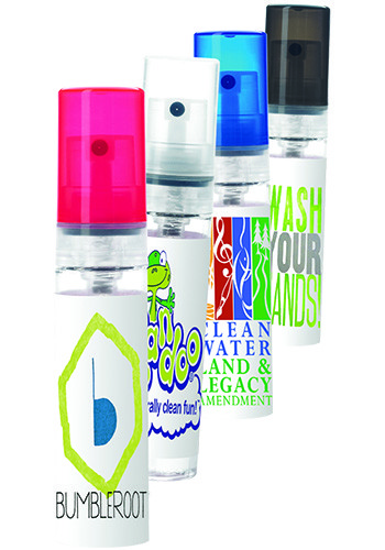 Citrus Hand Sanitizer Sprays | X11745