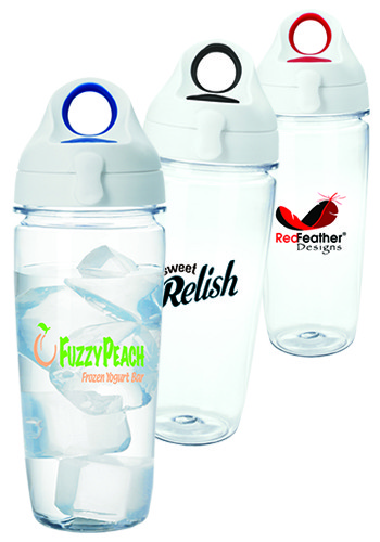20 oz. Beach Bottles with Flip Lid | X11715