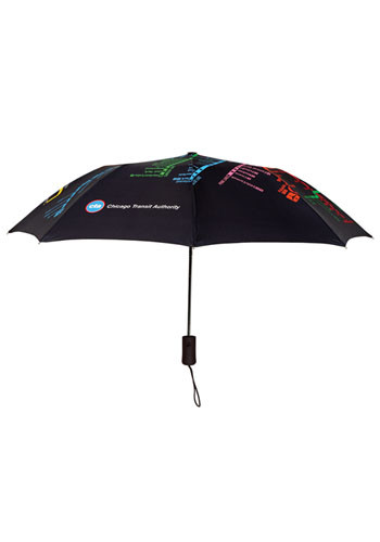 43-in. Chicago Map Umbrellas | RKCHI20002
