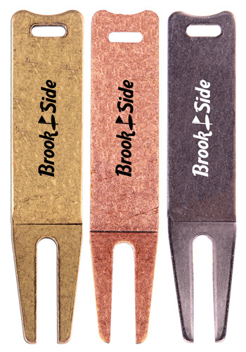 Classic and Wave Bent Fork Divot Tools | PCGCBDP