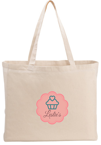 Classic Cotton Tote Bags