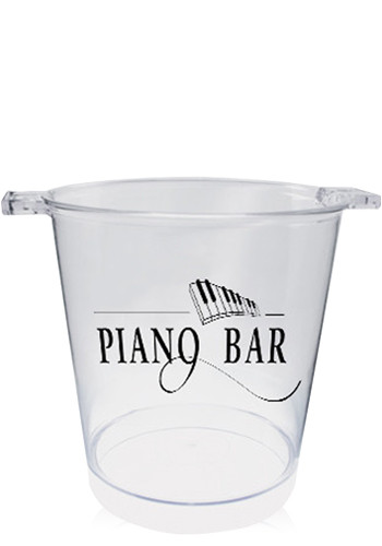 Wholesale Clear Plastic Ice Buckets
