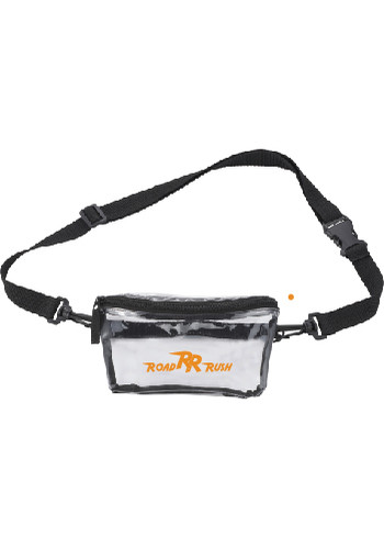 Personalized Clear Tinted Convertible Waist Packs