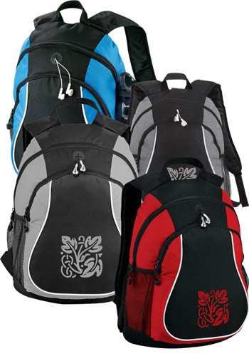 Personalized Coil Backpacks