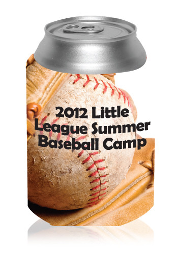 Baseball Can Cooler