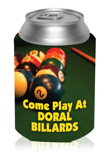 Billard Can Coolers