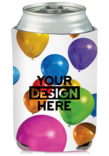 Birthday Can Cooler