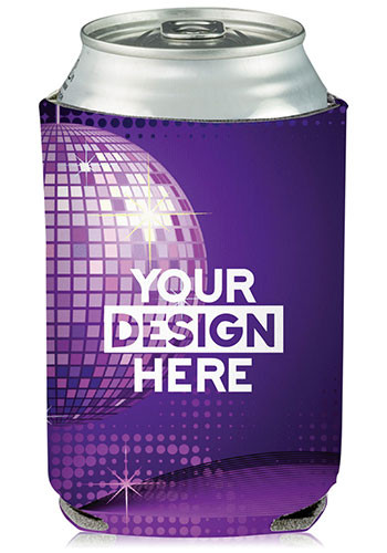 Disco Can Cooler