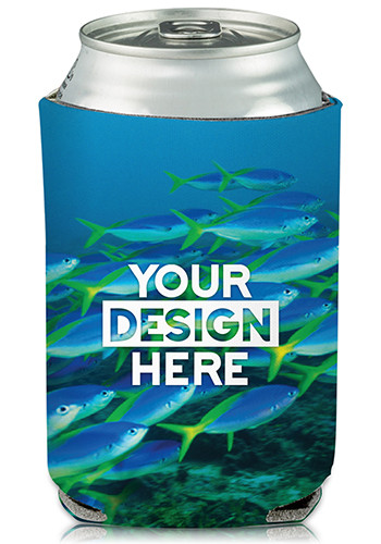Fish Group Can Cooler