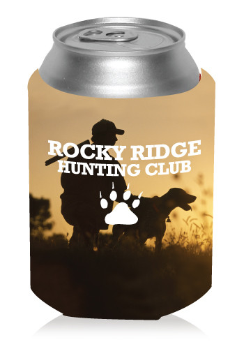 Hunting Can Cooler