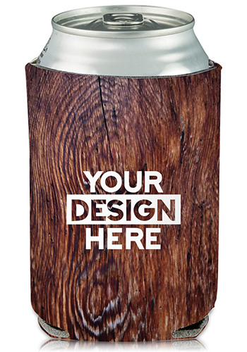 Oak Can Cooler